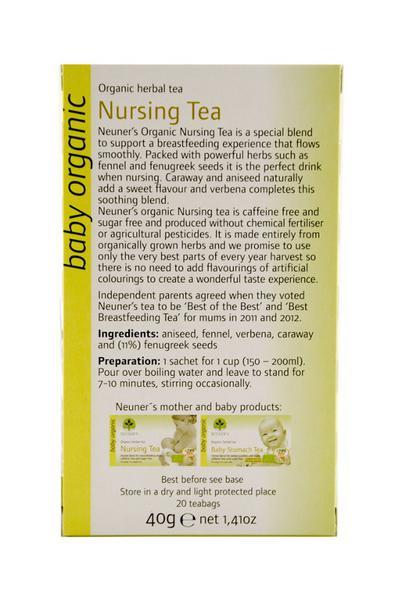 Nursing Tea ORGANIC image 2