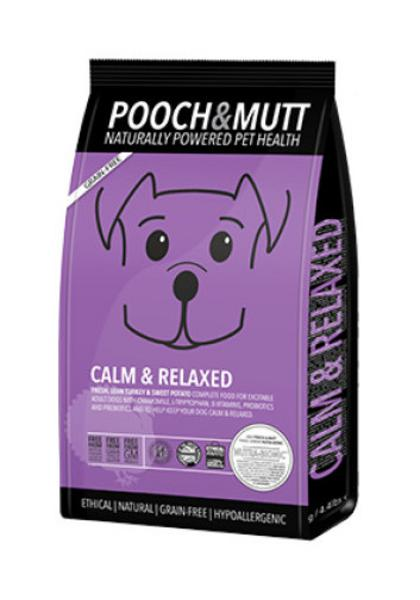 Calm & Relaxed Complete Dog Food Gluten Free
