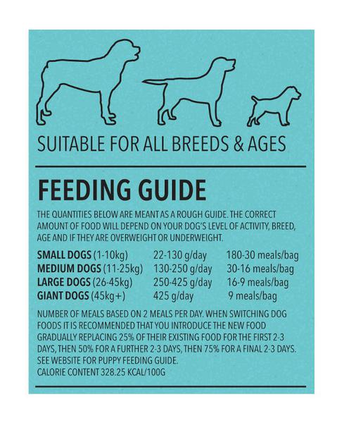 Health & Digestion Complete Dog Food Gluten Free image 4
