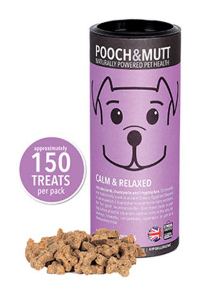 Calm & Relaxed Treat Dog Biscuits Gluten Free