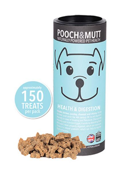 Health & Digestion Treat Dog Biscuits Gluten Free