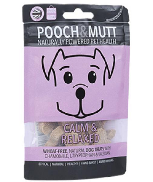 Calm & Relaxed Pocket Pack Dog Biscuits Gluten Free
