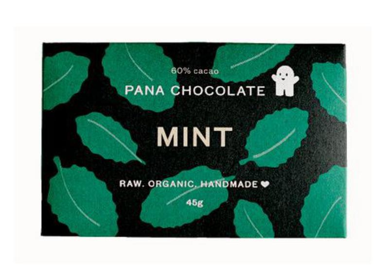 Raw Chocolate Mint Gluten Free, Vegan, ORGANIC