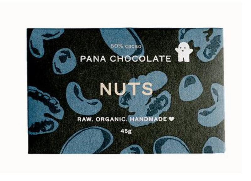 Nuts Raw Chocolate Gluten Free, Vegan, ORGANIC