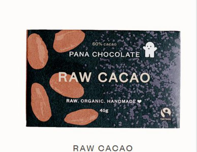 Raw Cacao Raw Chocolate Gluten Free, Vegan, ORGANIC