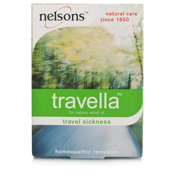Travella For Travel Sickness Homeopathic Remedy