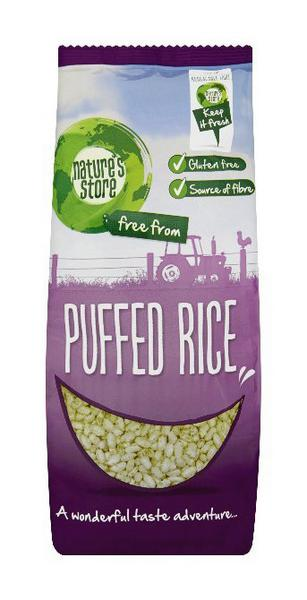 Puffed Rice Cereal Gluten Free