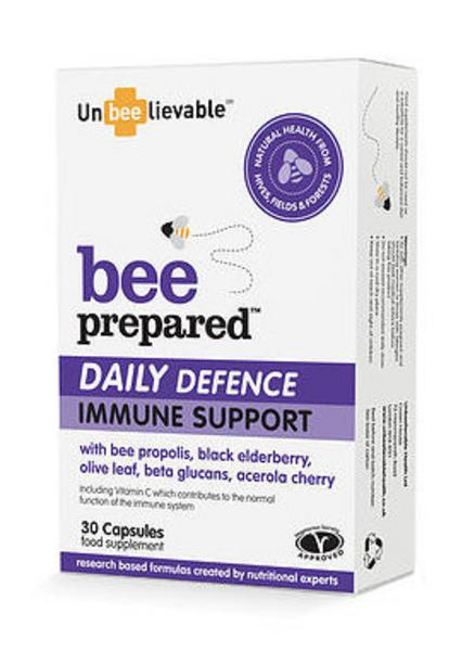 Bee Prepared Daily Defence Immune Support Supplement