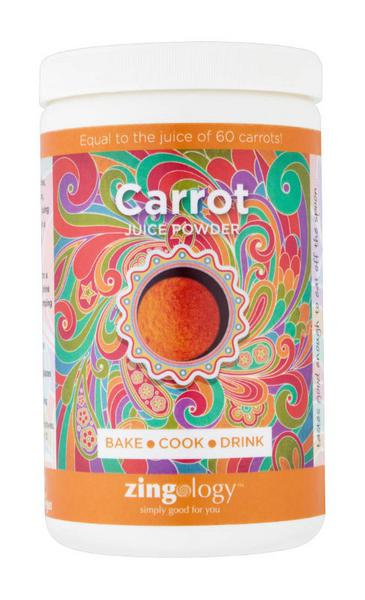 Carrots Powder ORGANIC