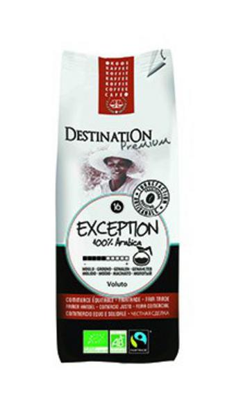 Exception No 16 Ground Coffee FairTrade, ORGANIC