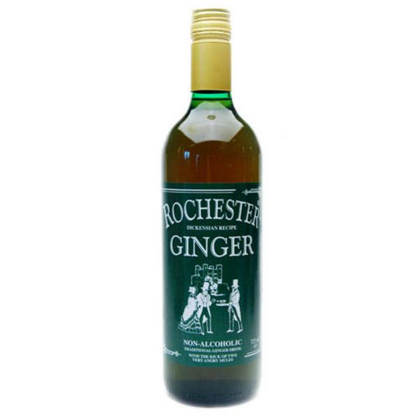 Dickensian Recipe Non Alcoholic Ginger Wine ORGANIC