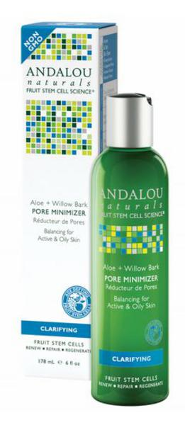 Aloe & Willow Bark Pore Minimizer Cleanser