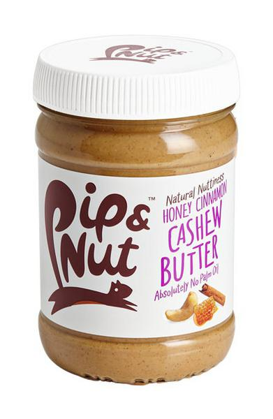 Honey & Cinnamon Cashew Nut Butter