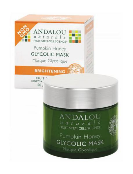 Pumpkin & Honey Glycolic Facial Mask