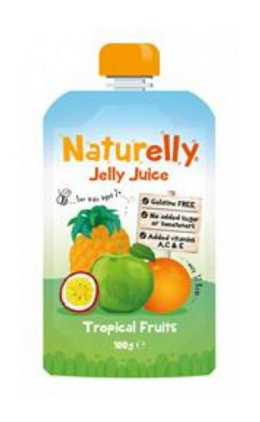 Tropical Fruit Jelly Juice Drink Gluten Free
