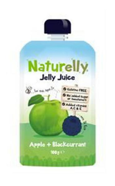 Apple & Blackcurrant Jelly Juice Drink Gluten Free