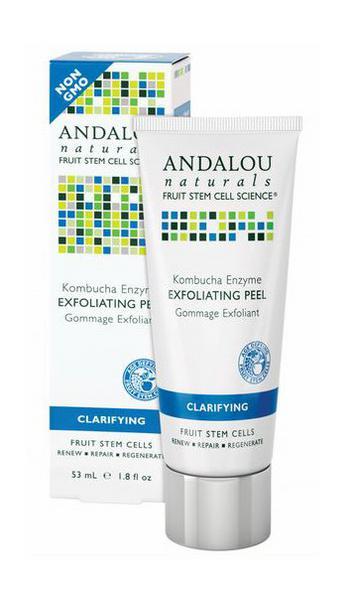 Kombucha Enzyme Exfoliating Peel Facial Treatment
