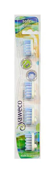 Toothbrush Heads Refill Soft Nylon