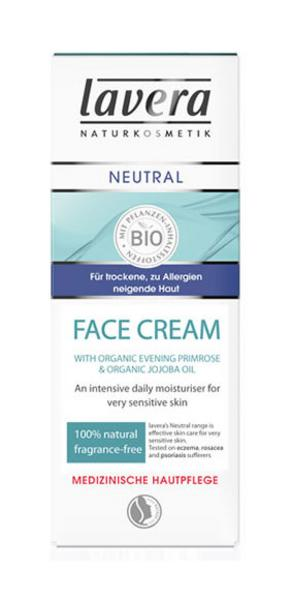 Neutral Face Cream ORGANIC