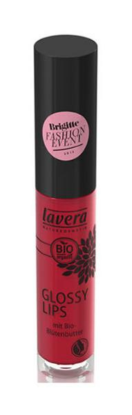 Glossy Lips Lip Shimmer Red 03 ORGANIC