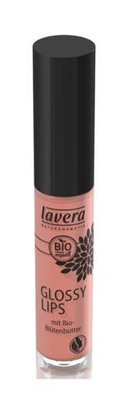 Glossy Lips Lip Shimmer Rose 08 ORGANIC