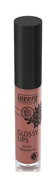Glossy Lips Lip Shimmer Hazel 12 ORGANIC
