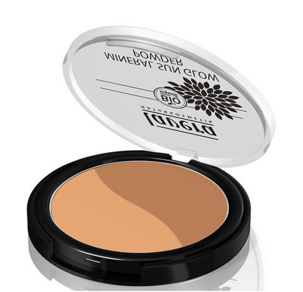 Sun Glow Make Up Mineral Gold 01 ORGANIC