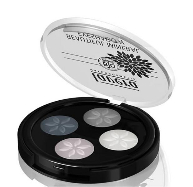 Mineral Eyeshadow Quadro Grey 01 ORGANIC