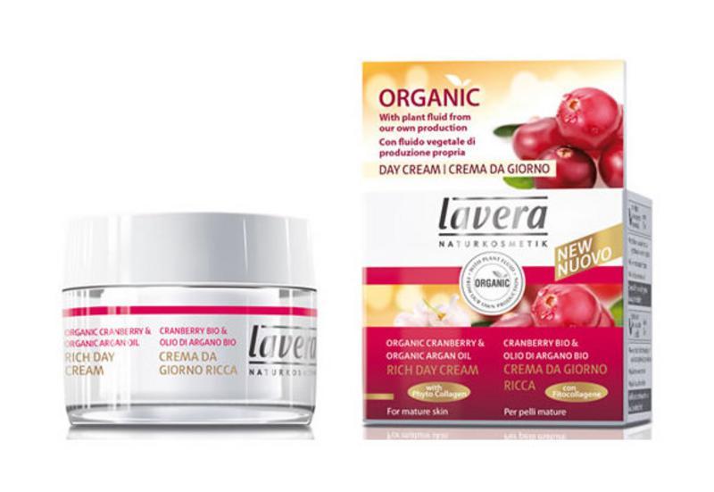 Rich Day Cream Cranberry & Argan Oil Vegan, ORGANIC
