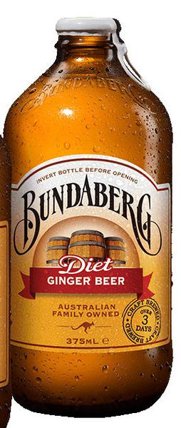 Diet Ginger Beer