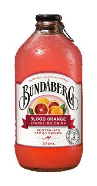 Sparkling Blood Orange Drink