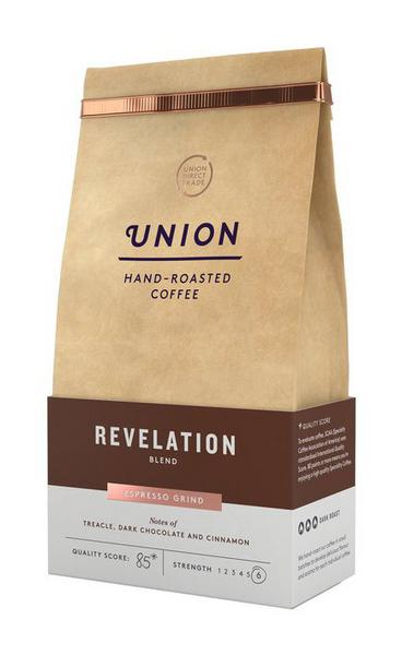 Revelation Espresso Ground Coffee