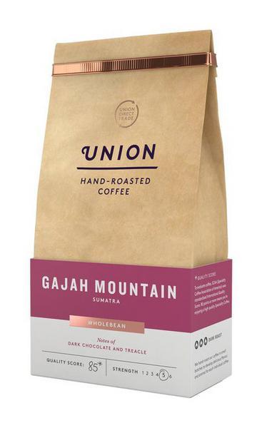 Gajah Mountain Whole Bean Sumatra Coffee