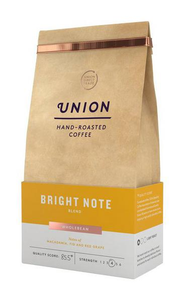 Bright Note Blend Whole Bean Coffee