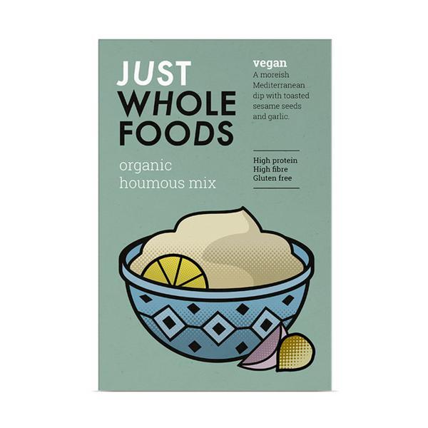 Hummus Mix Vegan, ORGANIC
