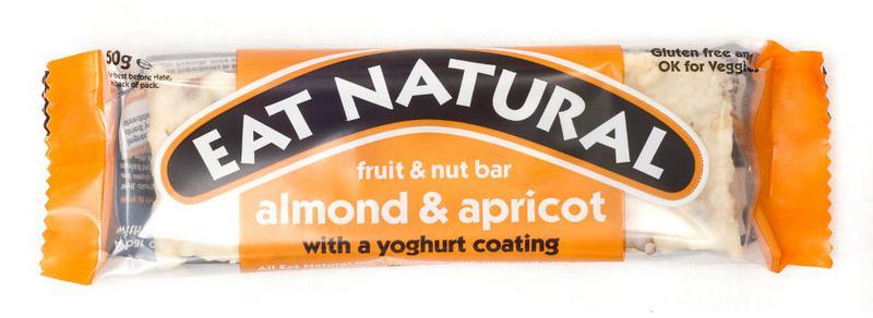 Yoghurt,Almond & Apricot Snackbar