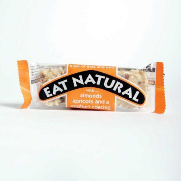 Yoghurt,Almond & Apricot Snackbar  image 2