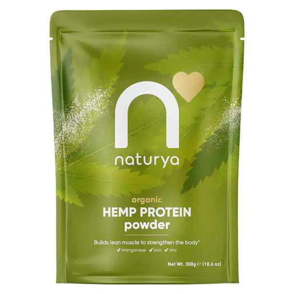 Powder Hemp Protein ORGANIC