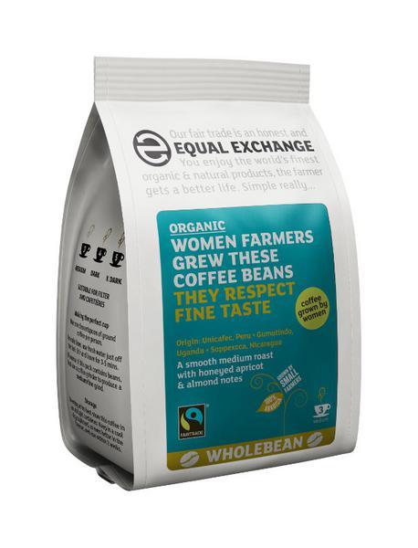 Women Grew These Coffee Beans FairTrade, ORGANIC