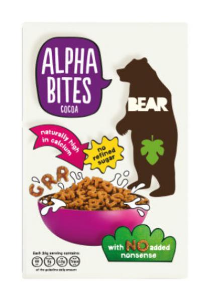 Alphabites Multigrain Cocoa Cereal