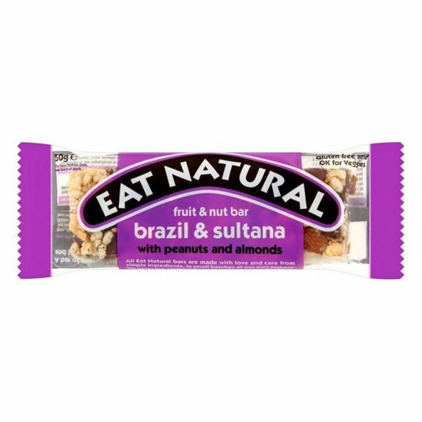 Fruit and Nut Almond & Sultana Snackbar