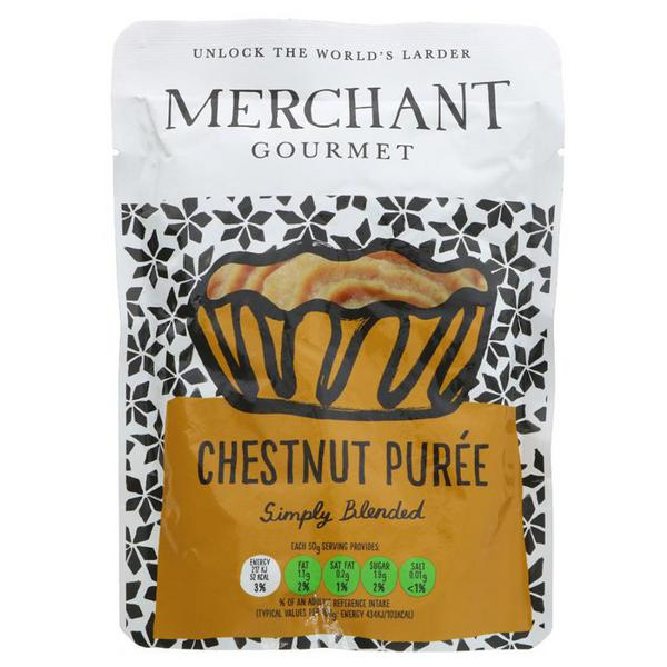 Chestnuts Puree