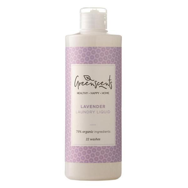 Lavender Laundry Liquid Vegan, ORGANIC