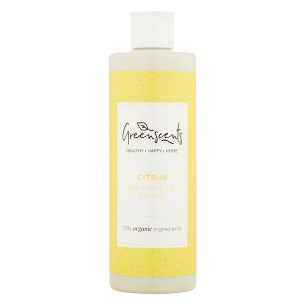 Citrus Washing Up Liquid Vegan, ORGANIC