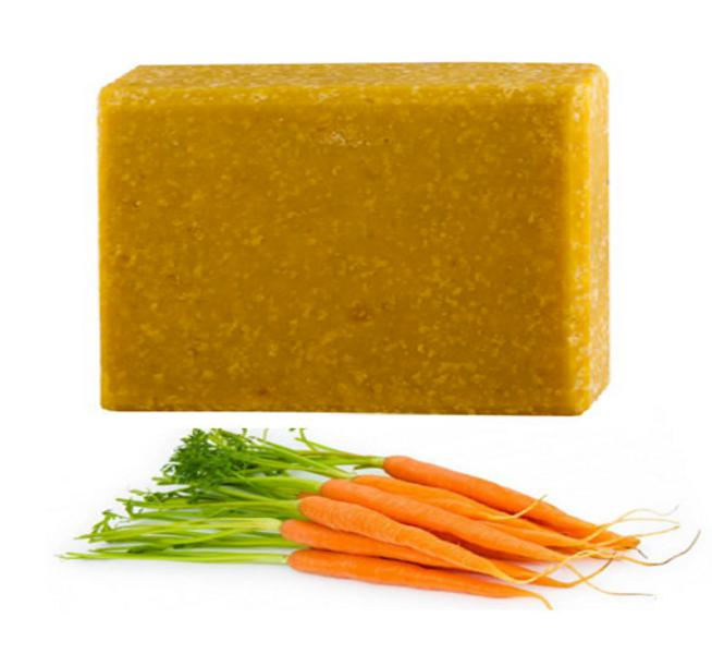 Carrot Juice Soap ORGANIC