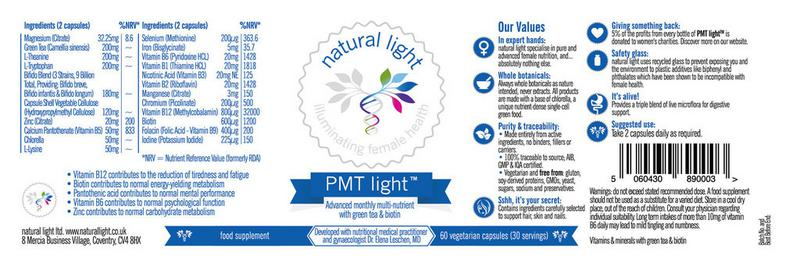 PMT light Supplement  image 2