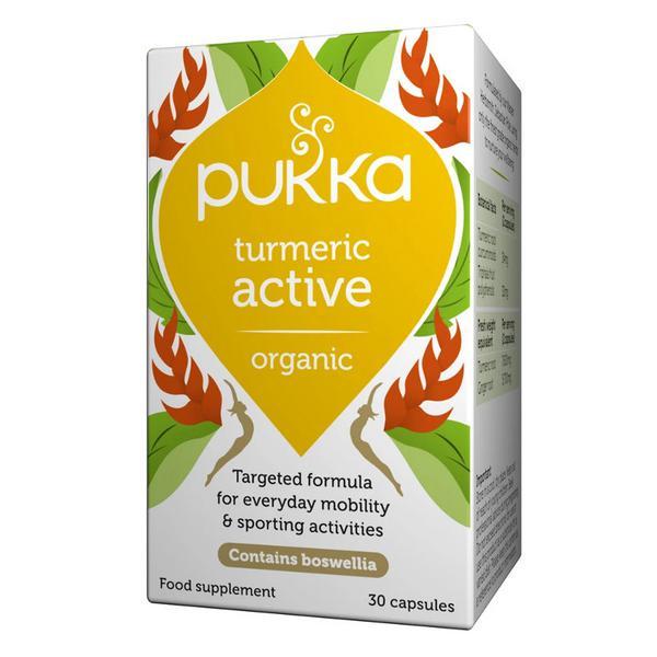 Turmeric Active ORGANIC