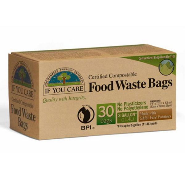 Food Waste Compostable Bag