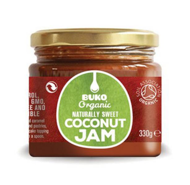 Coconut Jam ORGANIC