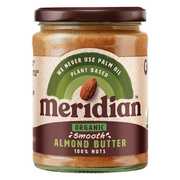 Almond Nut Butter Smooth 100% ORGANIC